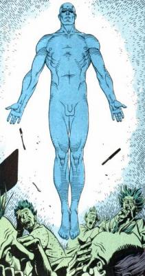 La Cosa del Doctor Manhattan