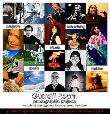 Nuevo estudio en Zaragota: Gustaff Room