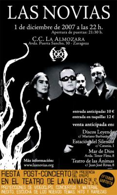 Las Novias+Santi Rex-LeoCamaleón sesión