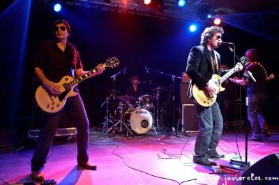 Tanto Rock Perdido-Hotel en directo, foto de javierclos