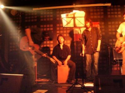 Presentación de Ciudad de Mármol en Logroño: Biribay (II)