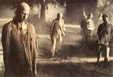 Mi filiación zombie