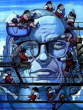 Las leyes de la robótica de Asimov
