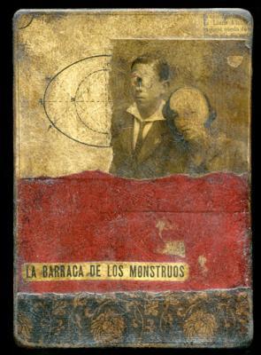 La semana de Ortiz Albero: ilustración y texto inédito.