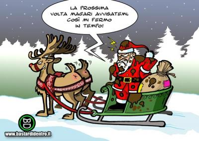 Felicitación navideña de Ángel Sobreviela