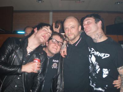 Rex y el punk